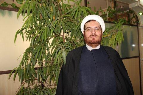 حجت الاسلام انصاری البرز