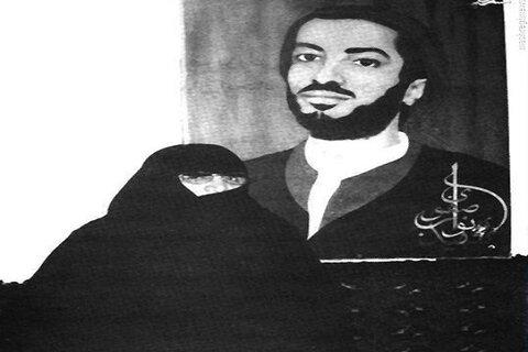همسر شهید نواب صفوی