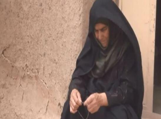 مادر شهید سرلشگر محمد ناصری به فرزند شهیدش پیوست