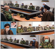 نیروهای ارتش فدایی مردم، رهبری و کشور اسلامی اند