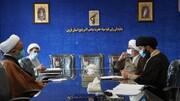 آماده باش طلاب جهادگر قزوین برای حضور در بیمارستان ها و آرامستان ها
