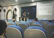 دومین نشست مبلغین و مداحان اهوازی برگزار شد