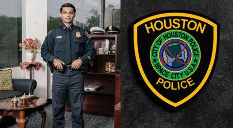 پلیس هیوستون اولین دستیار رئیس پلیس مسلمان را استخدام کرد