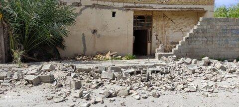 منازل و مراکز آسیبدیده از زلزله هرچه سریعتر مرمت شوند
