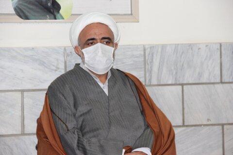 حجت الاسلام مصطفایی قزوین