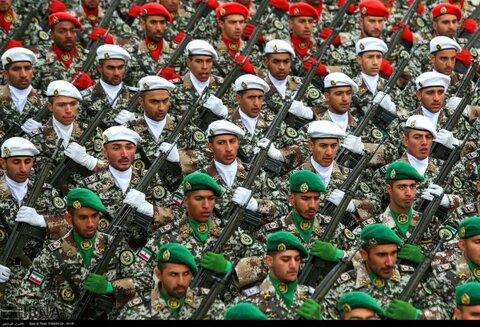 نیروهای مسلح مایه عزت، افتخار و اقتدار ملی هستند