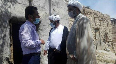 گروههای جهادی زلزله زدگان گناوه را تنها نمی گذارند