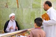 العتبة العلوية تنشر محطات استفتائية خلال الشهر الفضيل في الحرم الشريف