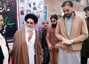 بے گناہ لوگوں کو غائب کرکے ریاست لوگوں کو خود سے دور کر رہی ہے، علامہ عابد الحسینی
