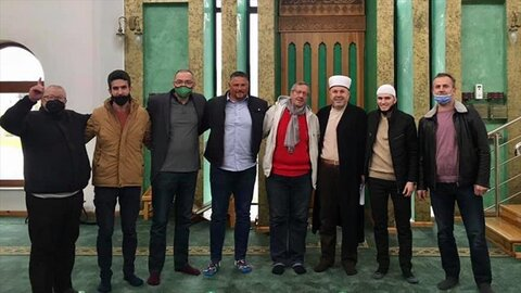 برادرزاده رهبر کاتولیکهای بوسنی مسلمان شد