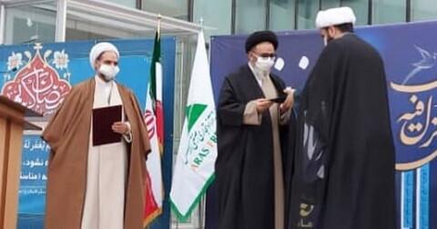 تودیع و معارفه امام جمعه جدید جلفا