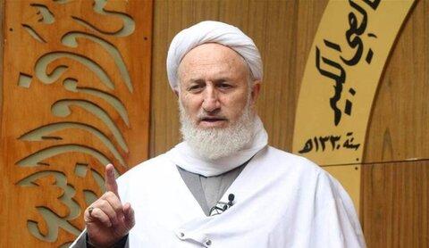 حجت الاسلام شیخ جواد خالصی از علمای عراق
