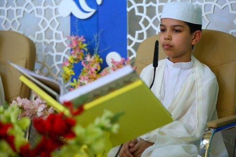 حال و هوای حرم حضرت امیرالمومنین (ع) در ماه مبارک رمضان