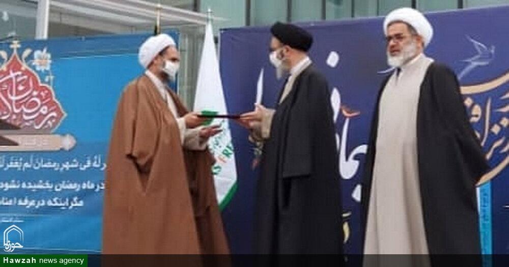 تصاویر / تودیع و معارفه امام جمعه جدید جلفا