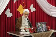 فیلم | حضور امام جمعه قزوین در برنامه شمیم سحر سیمای مرکز قزوین