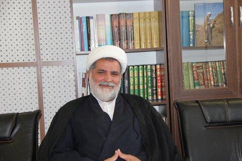 حجت الاسلام ذوالفقاری قزوین