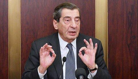 """ایلی فرزلی"" معاون رئیس مجلس لبنان"