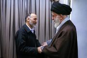 تقرير مصور عن العميد حجازي مع الإمام الخامنئي