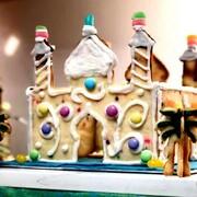 شرکت کانادایی کیتهای شیرینی به شکل مسجد ارائه میدهد