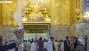 تصاویر/ حال و هوای حرم حضرت ابا عبدالله الحسین (ع) در ماه مبارک رمضان