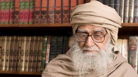 India mourns Islamic scholar Maulana Wahiduddin Khan