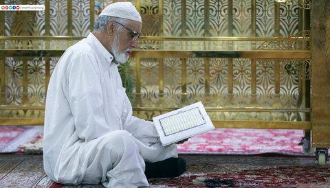 حال و هوای حرم حضرت اباعبد الله الحسین (ع) در ماه مبارک رمضان