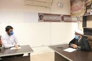 برگزاری جلسات تفسیر و مسابقه برخط در مرکز مدیریت حوزه