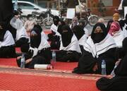 تصاویر/ شیعہ لاپتہ افراد کی بازیابی کے لئے ملتان میں احتجاجی دھرنا
