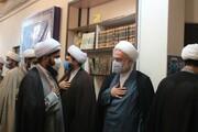 تصاویر/ دیدار اعضای گروه جهادی یاوران سلامت روان حوزه علمیه کردستان با نماینده ولی فقیه