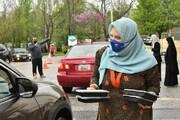 جامعه اسلامی بالتیمور آمریکا  قدردان افطاریهای نذری عبوری