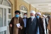 تصاویر/ بازدید نماینده ولی فقیه در استان کردستان از مدرسه علمیه کامیاران