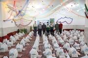 تصاویر / توزیع ۲۷۰ بسته معیشتی ماه رمضان توسط کانون سلمان خادمیاران رضوی قم