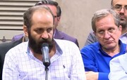 فیلم   شعرخوانی آقای محمد سهرابی در مدح امام حسن مجتبی علیه السلام