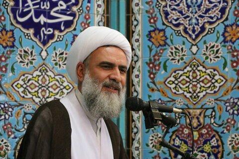 حجت السالام اقا حسینی