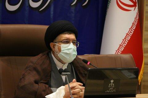 رئیس کل دادگستری فارس