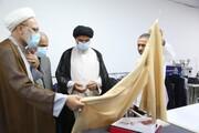 بازدید نماینده ولیفقیه در خوزستان از مرکز نیکوکاری مسجد جامع بندر ماهشهر + عکس