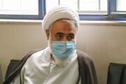 امام جمعه قزوین از شیرخوارگاه حلیمه خاتون بازدید کرد