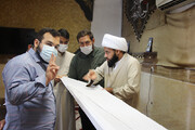 تصاویر/ کارگاه تلبس و آشنایی با ذی طلبگی در مدرسه علمیه الغدیر اهواز