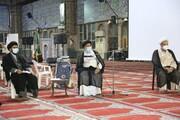 نشست هیئت اندیشهورز با موضوع انتخابات ۱۴۰۰ در اهواز برگزار شد + عکس