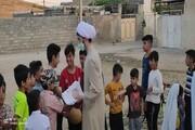 تصاویر/ فعالیت گروه جهادی تبلیغی مرصاد اسلام آباد غرب