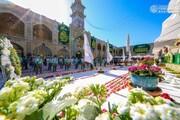 تصاویر/ جشن میلاد امام حسن مجتبی(علیه السلام) در حرم حضرت امیرالمومنین (علیه السلام)