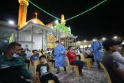 برعاية العتبة العسكرية أهالي الدجيل يقيمون الحفل السنوي لولادة الإمام الحسن(ع) + الصور