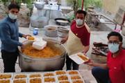 اولین مرحله طرح اطعام مهدوی در یزد اجرا شد