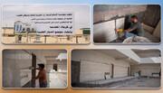 مجمع سكني متكامل خصص (للفقراء) تنفذه العتبة الحسينية