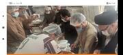 امام جمعه یاسوج برای طبخ افطاری نیازمندان آستین بالا زد