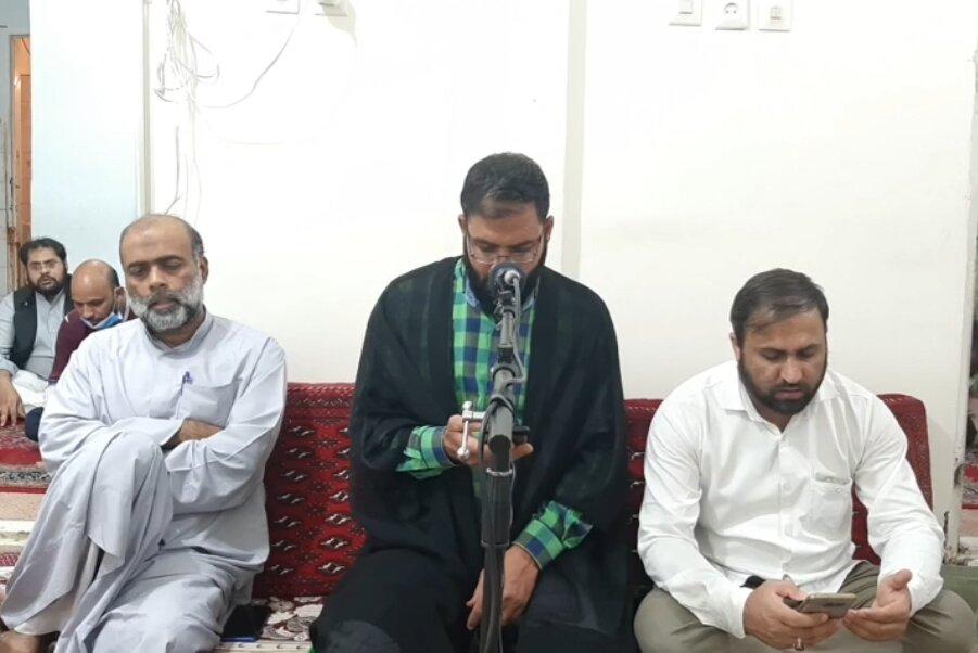 قم میں ہندوستانی علماء و طلاب کا کورونا کی بلا سے نجات کے لئے اجتماعی دعا و استغاثہ