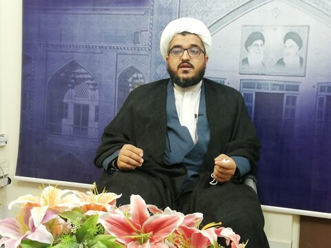 حجت الاسلام یاسین حسین آبادی