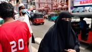 سری لنکا کی کابینہ نے برقعے پر پابندی عائد کرنے کی تجویز کی منظوری دے دی