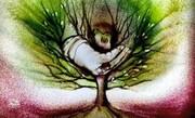 فیلم | نقاشی با شن فاطمه عبادی به یاد سردار سلیمانی