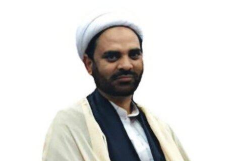 حجت الاسلام حسن رضا حیدری
